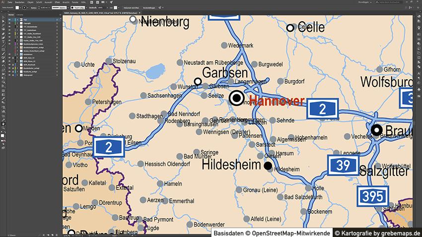 Deutschland Karte Autobahnen Und Städte.Top 10 Punto Medio Noticias Autobahnen Deutschland Karte