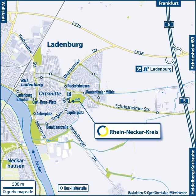 Anfahrtskarte Erstellen, Standortkarte Erstellen, Anfahrtsskizze Erstellen, Lageplan Erstellen, Anfahrtsplan Erstellen