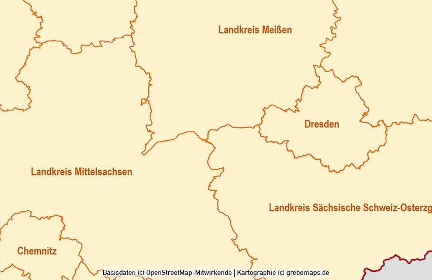 Plz Karte Schweiz.Powerpoint Karte Sachsen Landkreise Gemeinden Postleitzahlen Plz 5 5 Stellig