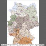 Deutschland Postleitzahlenkarte PLZ-1-5 Ebenen-separiert Mit Landkreisen, PLZ-Karte Deutschland, Karte PLZ Deutschland, Vektorkarte PLZ Deutschland, AI-Datei, DownloadDeutschland Postleitzahlenkarte PLZ-1-5 Ebenen-separiert Mit Landkreisen, PLZ-Karte Deutschland, Karte PLZ Deutschland, Vektorkarte PLZ Deutschland, AI-Datei, Download