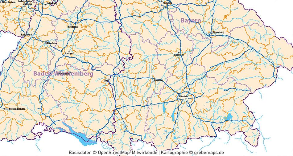50059_deutschland_plz1-2_autobahnen_orte_vektorkarte_16
